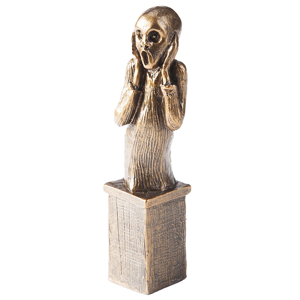Scream ornament