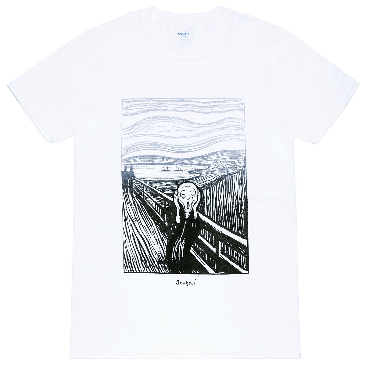 The Scream T-Shirt (L)