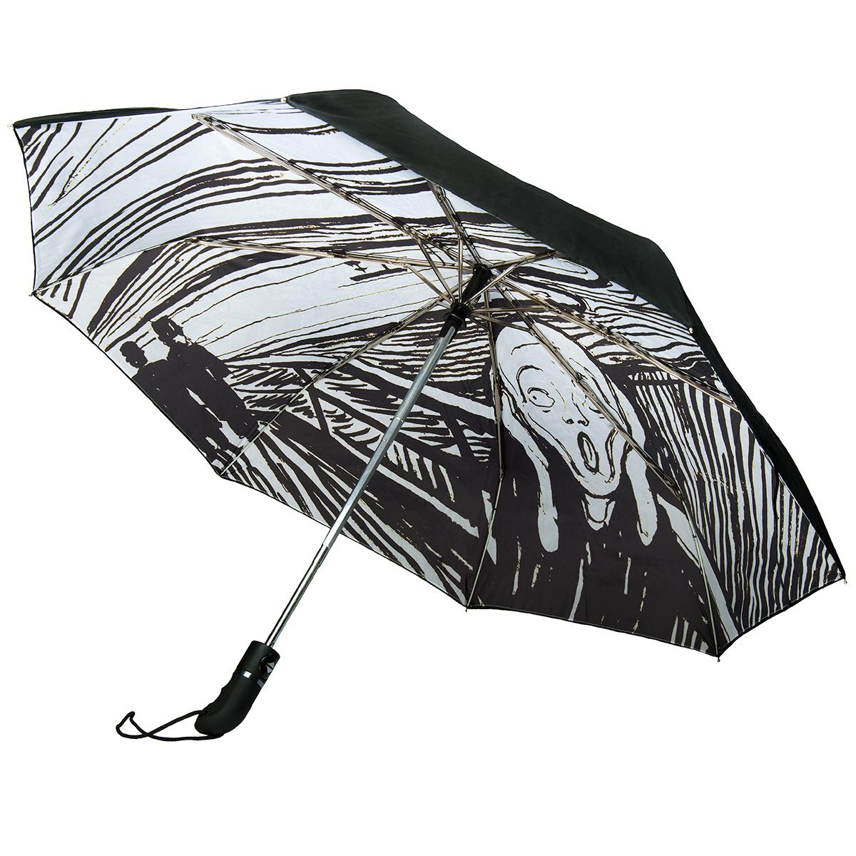 The Scream Umbrella