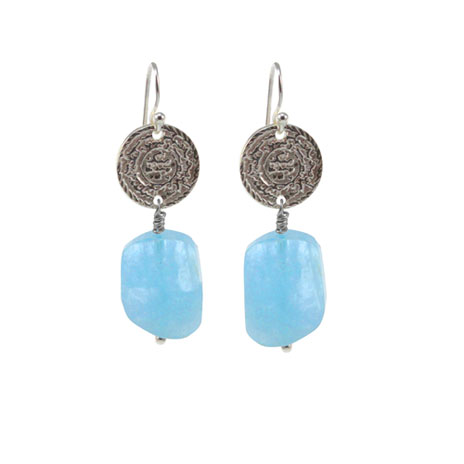 Afghanistani earrings