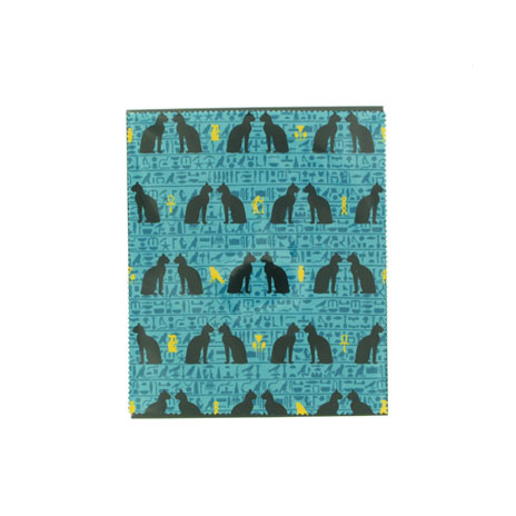 Egyptian Cat lens cloth