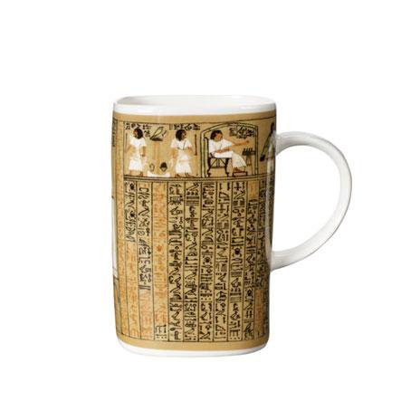 Book of the Dead mug