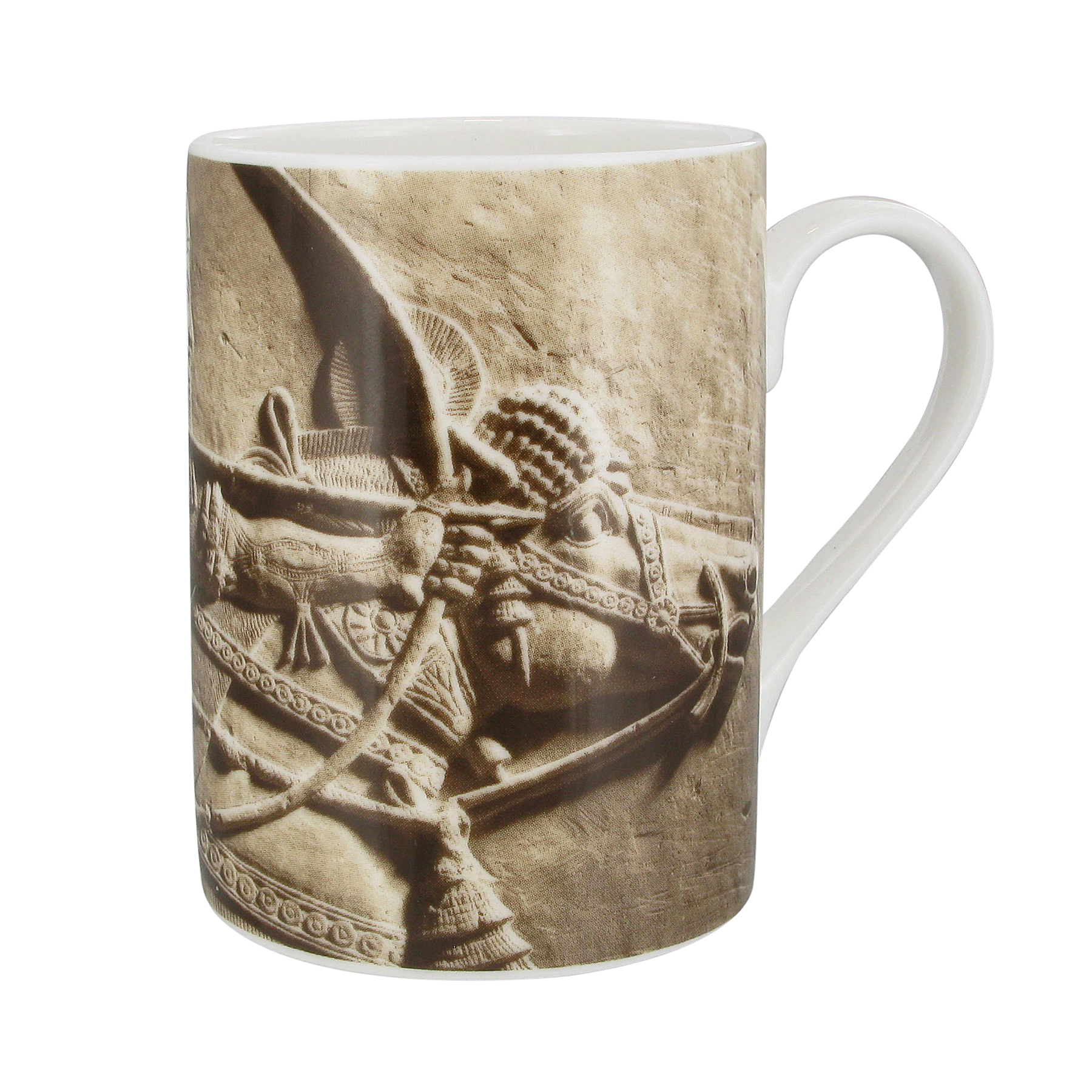 Ashurbanipal mug