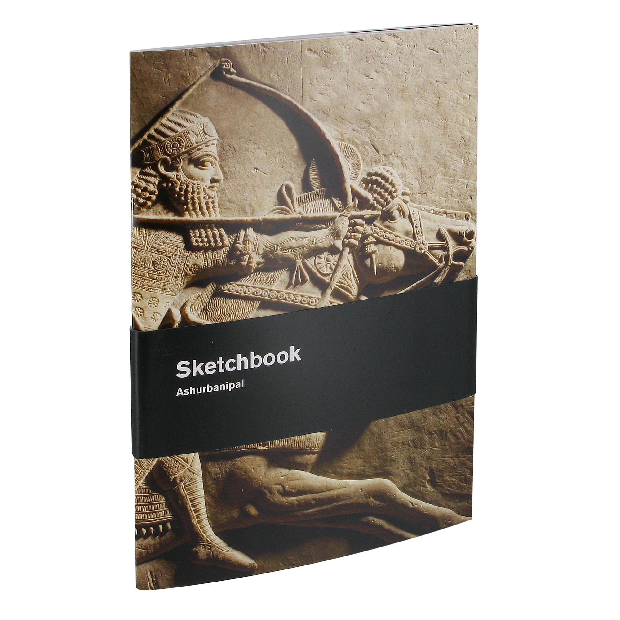 Ashurbanipal sketchbook