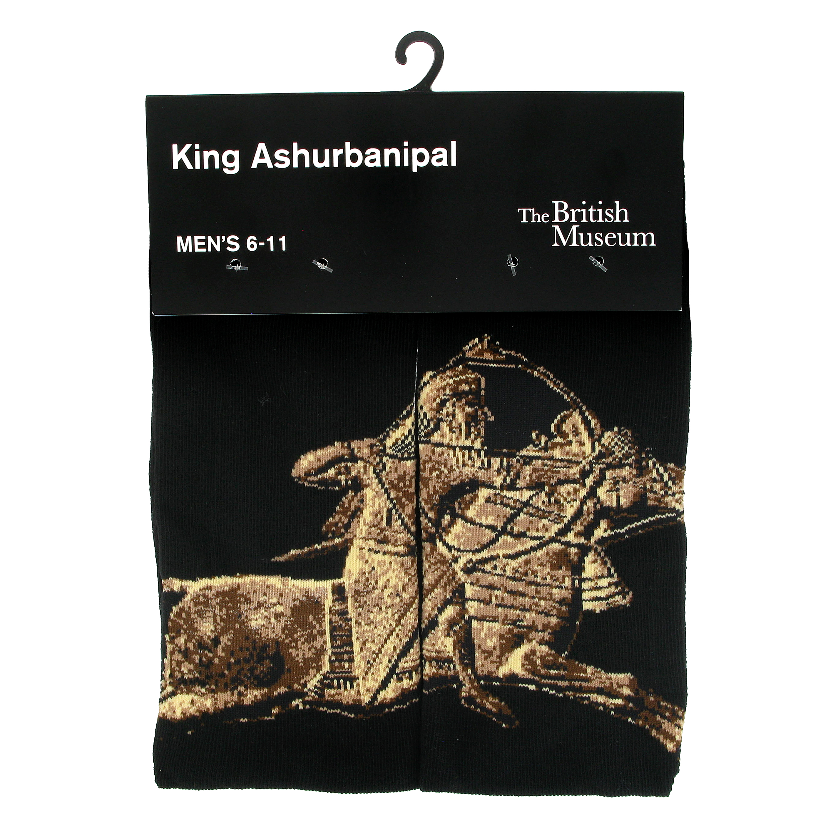 Ashurbanipal socks