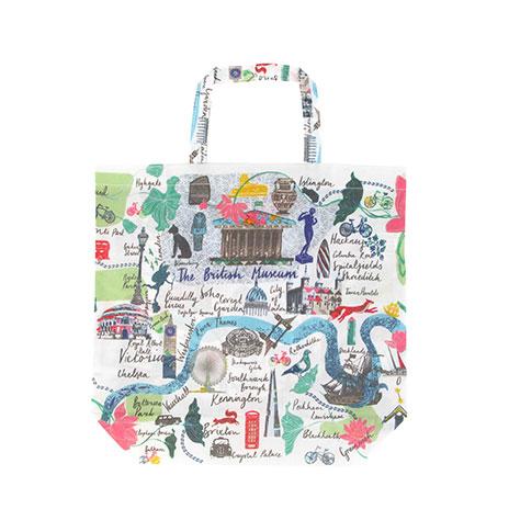 British Museum packable bag