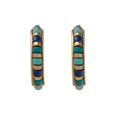 Middle Kingdom earrings