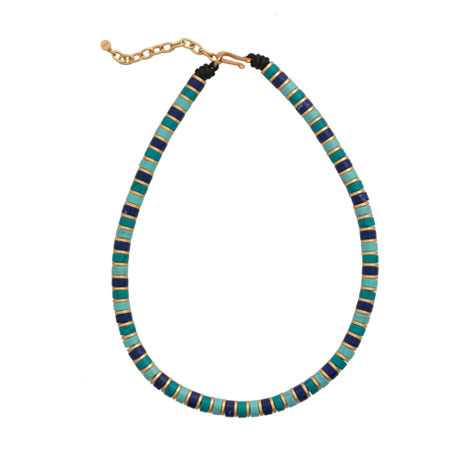 Middle Kingdom necklace (turquoise)