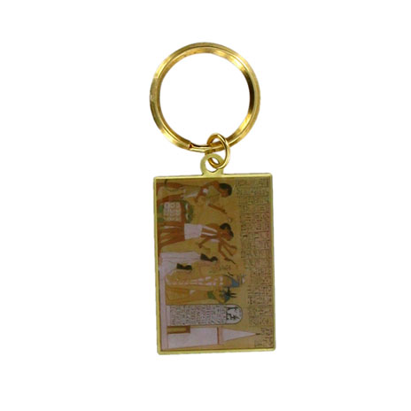 Book of the Dead keyring