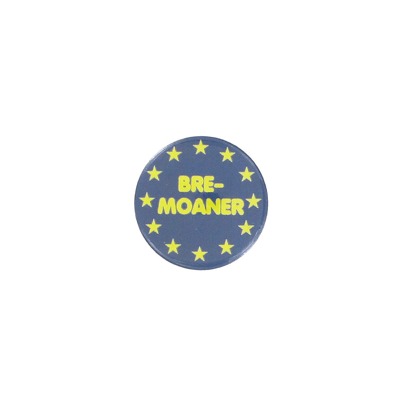 Bre Moaner badge