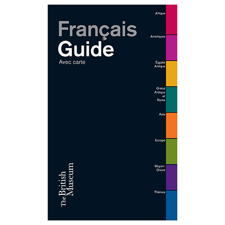 British Museum visitor guide (French)