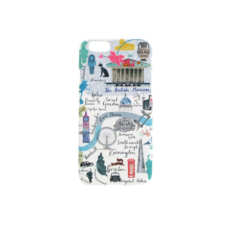 British Museum iPhone 6 cover