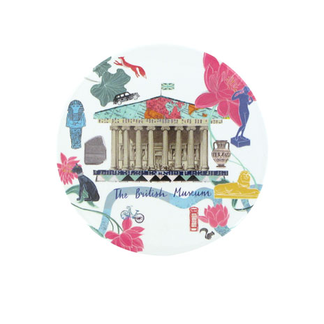 British Museum pocket mirror