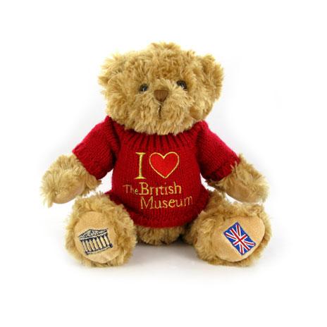 British Museum bear
