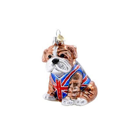 British bulldog decoration