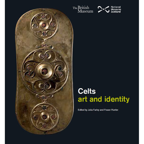Celts: art and identity exhibition catalogue (paperback)