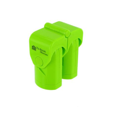 Children's binoculars, green