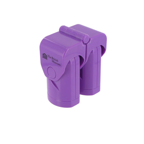 Children's binoculars, purple