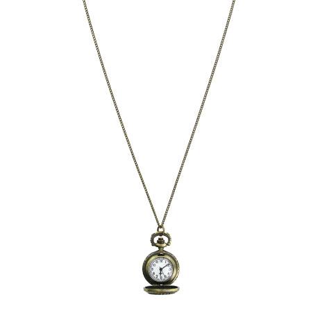 Watch Locket necklace