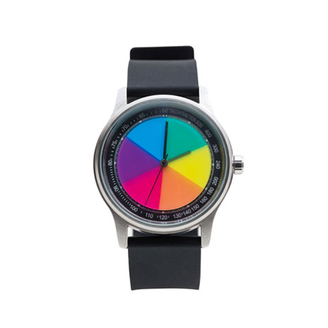 Colour-changing watch (online exclusive)