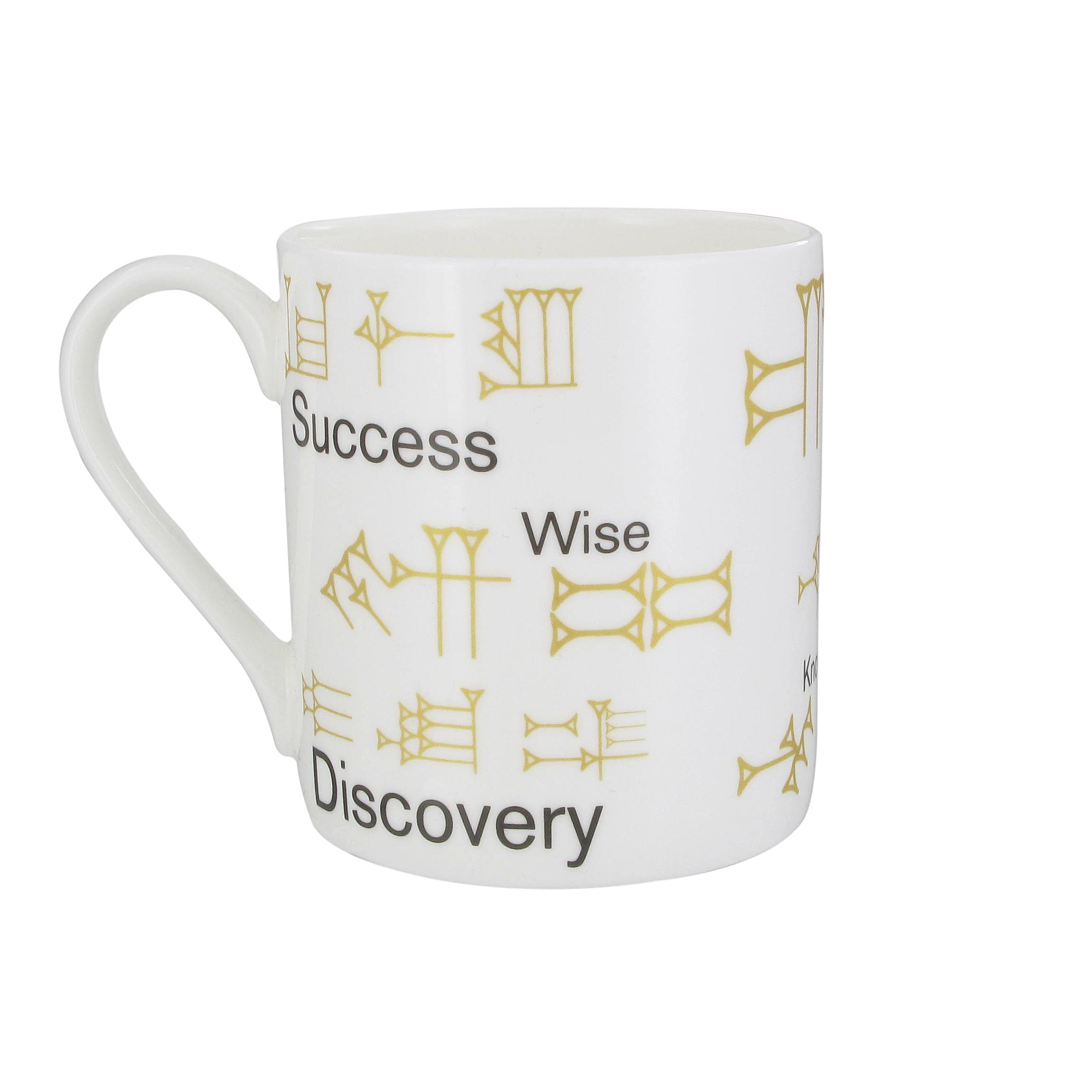 Cuneiform mug