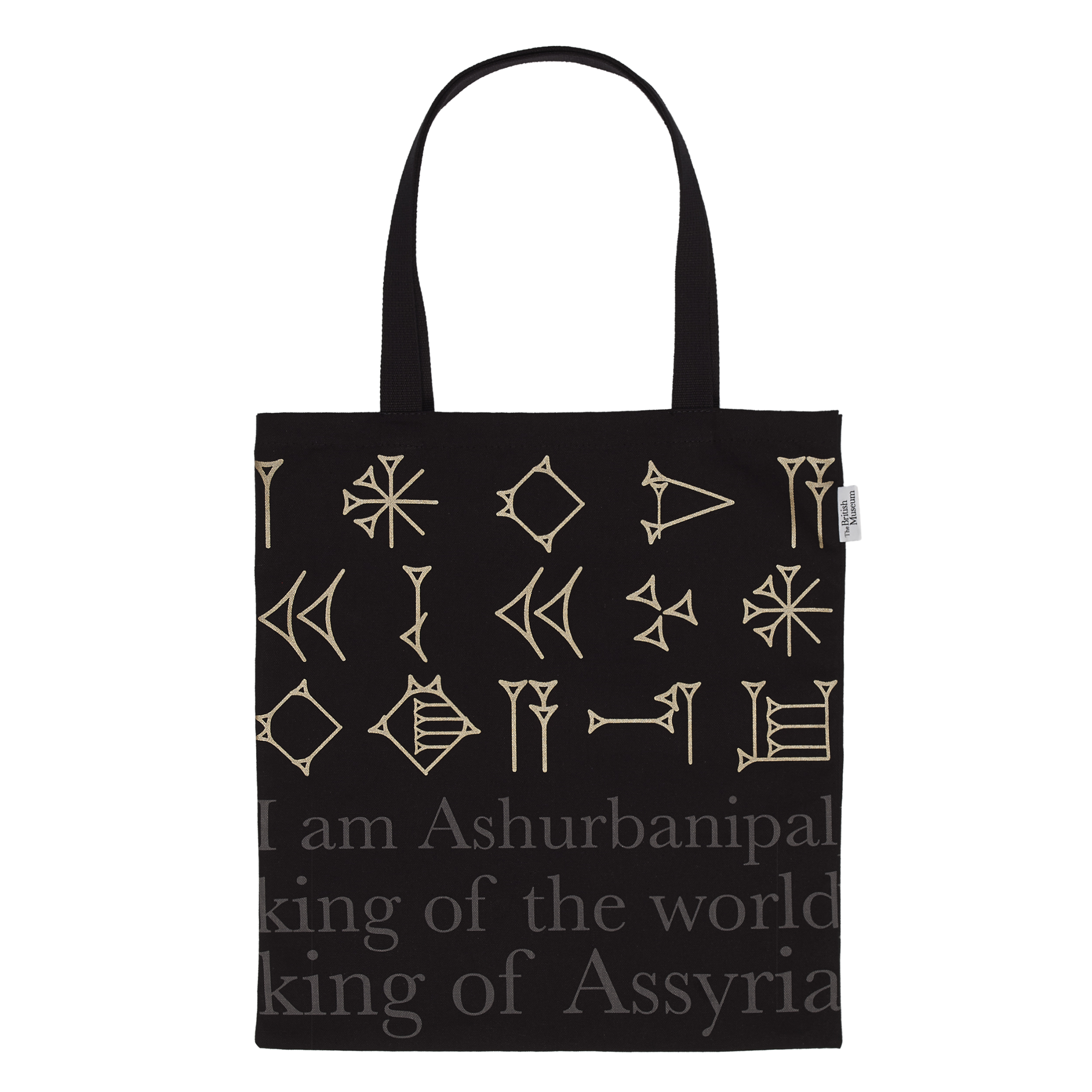 Cuneiform totebag