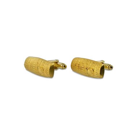 Cyrus Cylinder cufflinks