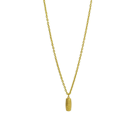 Cyrus Cylinder necklace (mini)