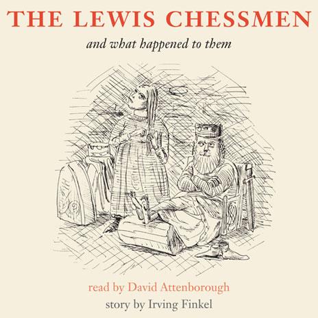 The Lewis Chessmen audio CD