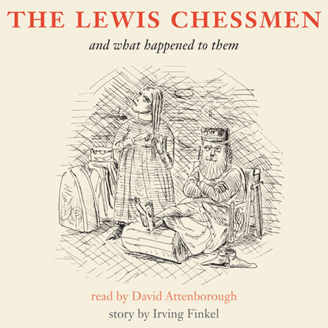 The Lewis Chessmen audio CD