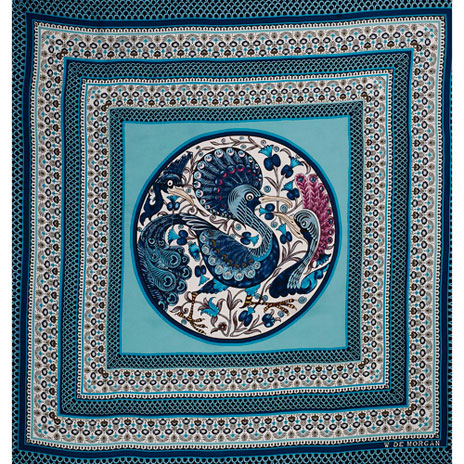De Morgan & British Museum scarf (British Museum exclusive)