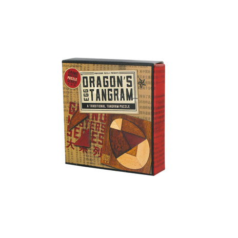 Dragon's egg puzzle game
