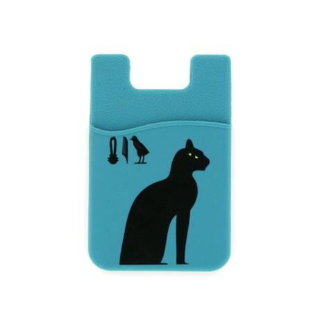 Egyptian Cat card holder