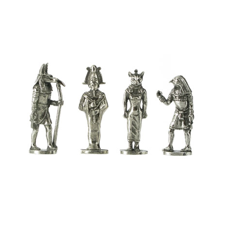 Egyptian Gods mini replicas