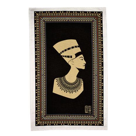 Egyptian Necklace tea towel