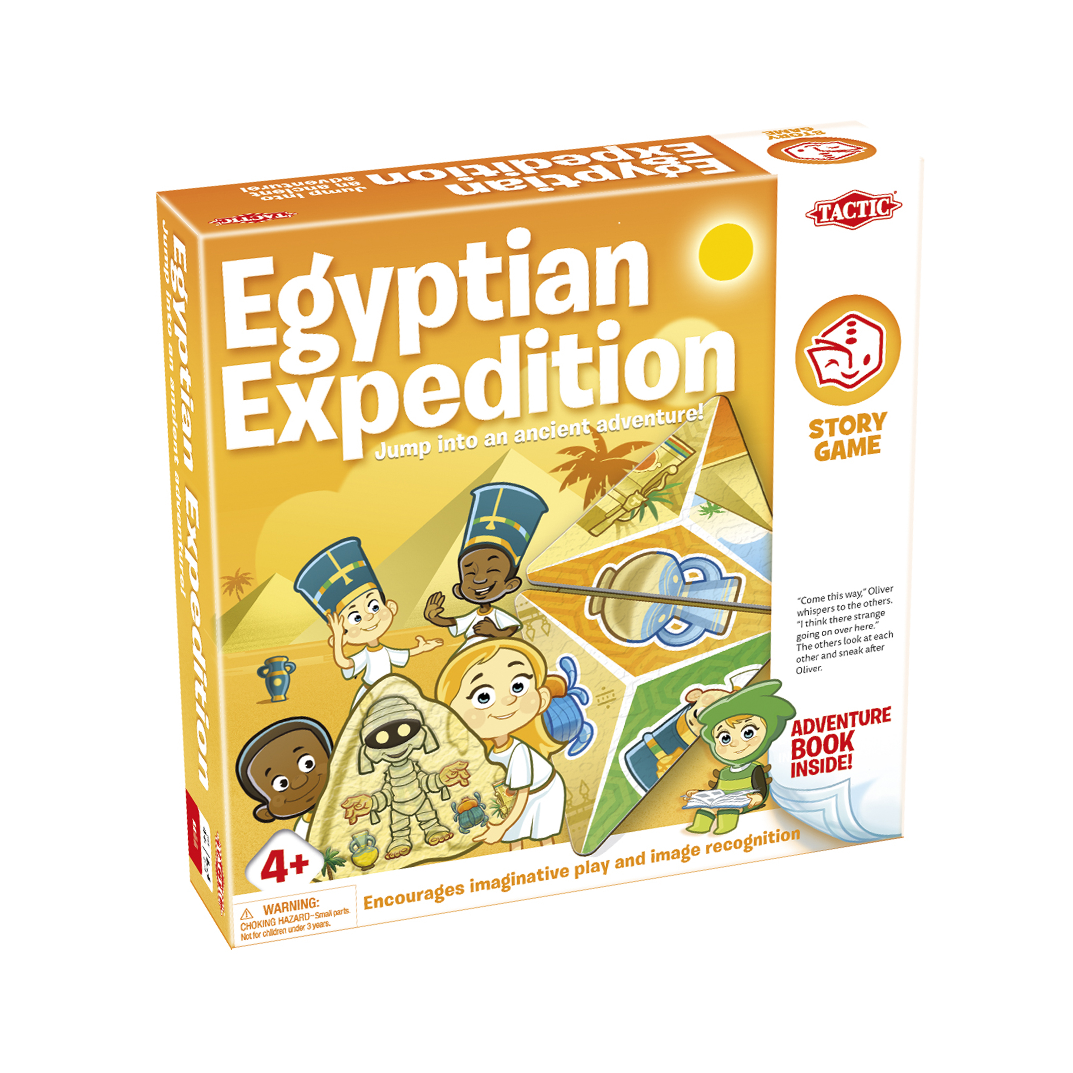 Eypgtian game expedition