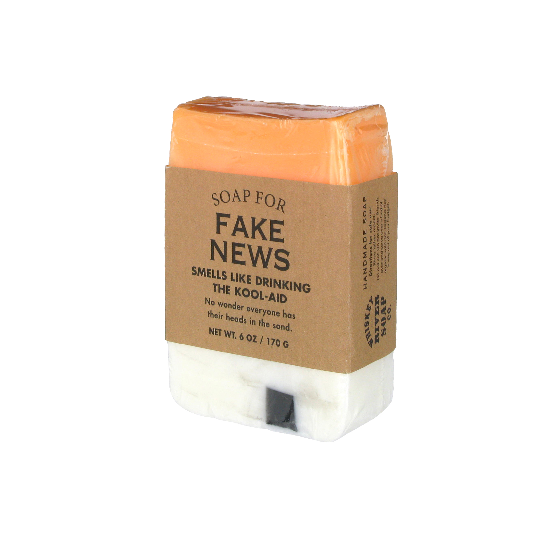 Fake News soap