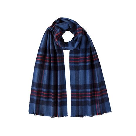 Fife classic tartan scarf
