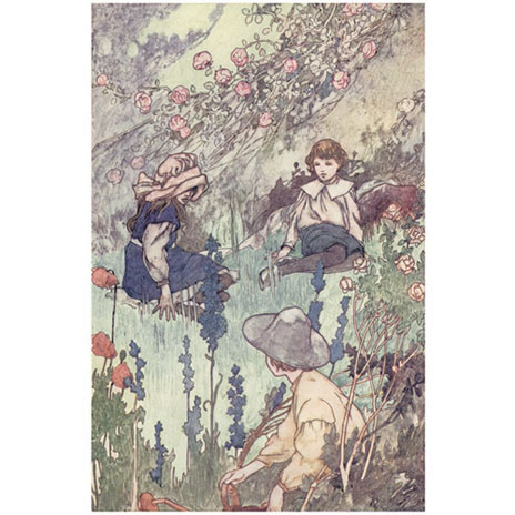 skip to the end of the images gallery - Secret Garden Book