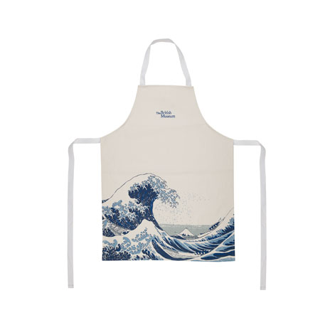 Fuji Wave apron