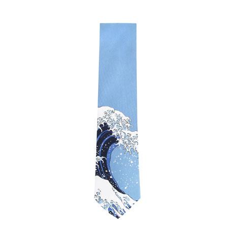Fuji Wave tie - light