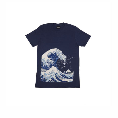 Fuji wave t-shirt