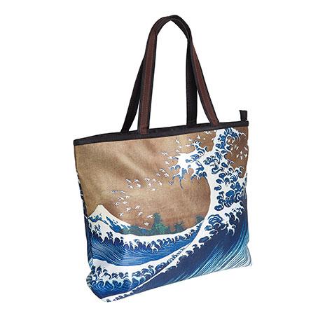 Fuji Wave shopper bag