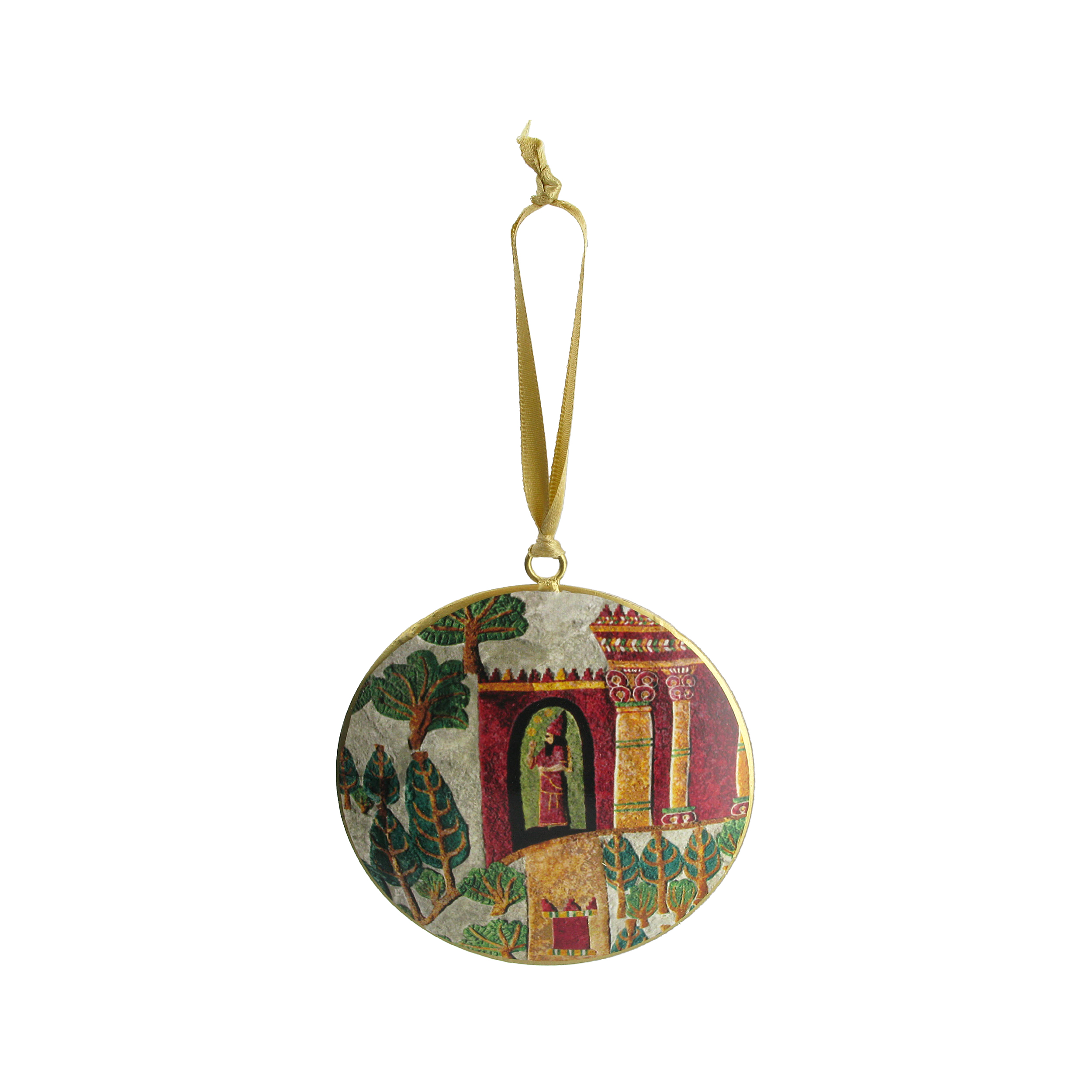 The Gardens of Nineveh hanging decoration