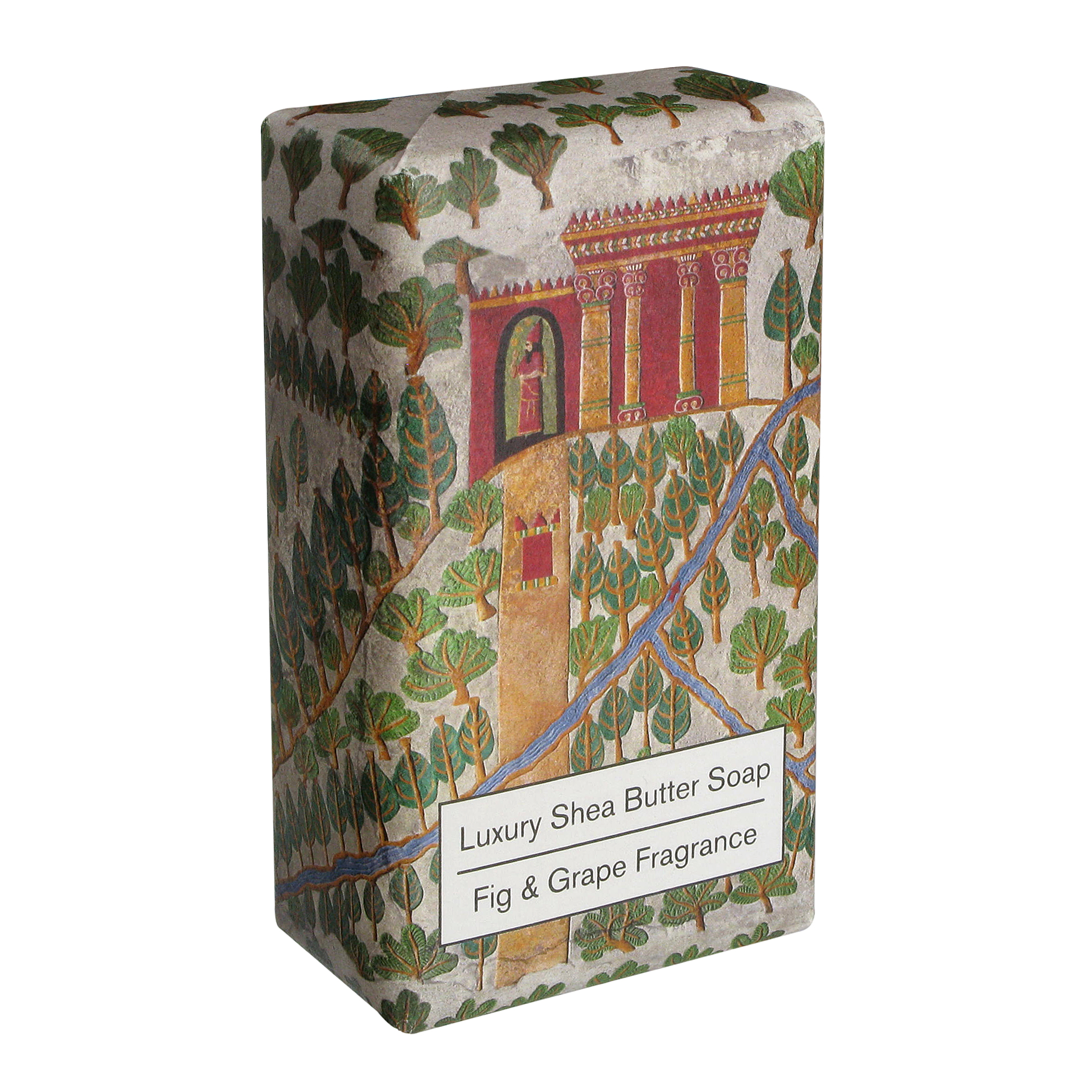 The Gardens of Nineveh soap