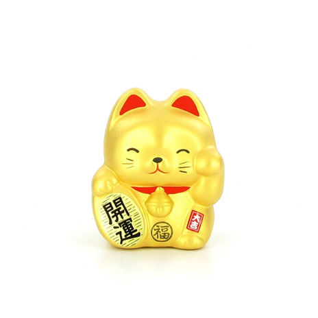 Fortune Cat ornament