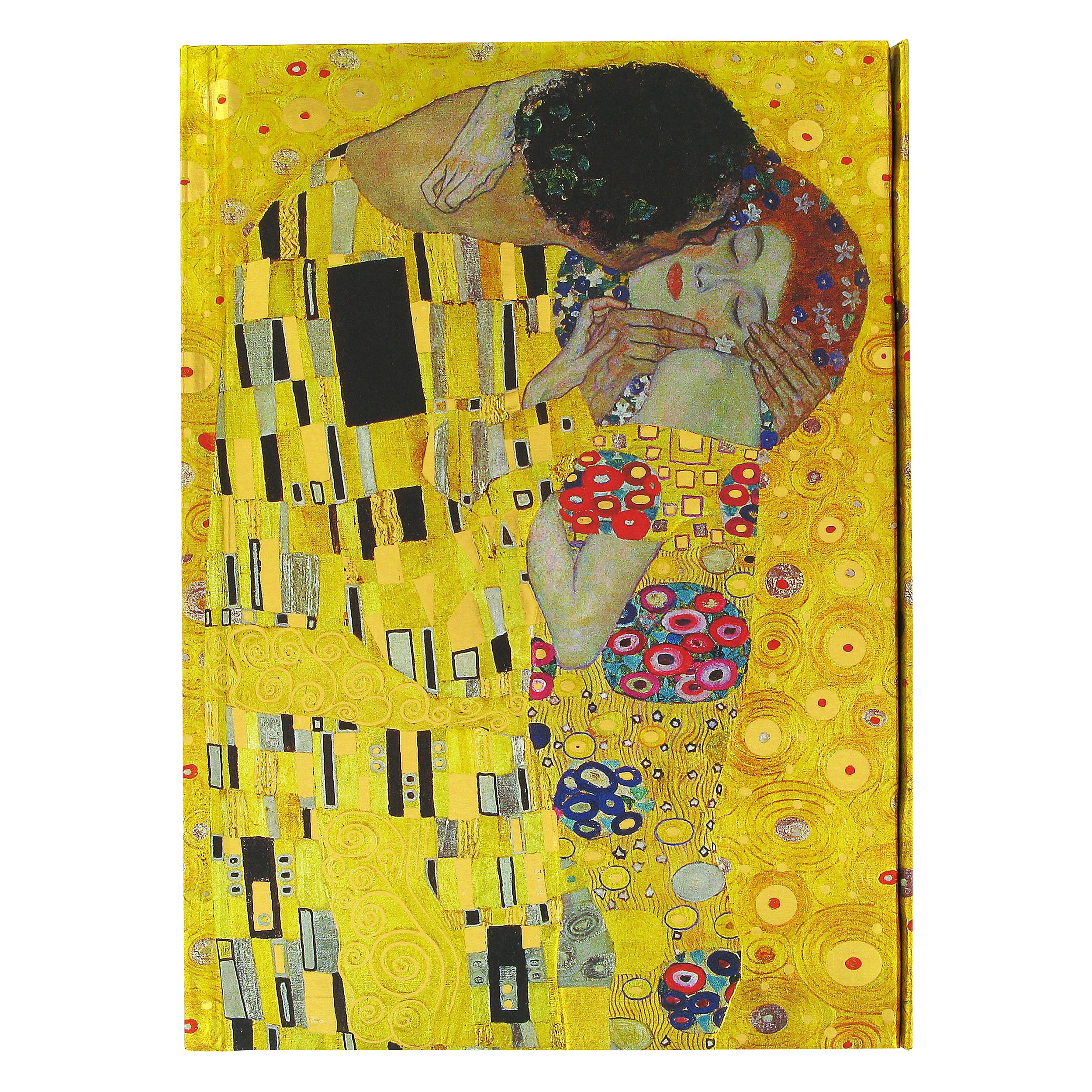 Gustav Klimt, The Kiss notebook