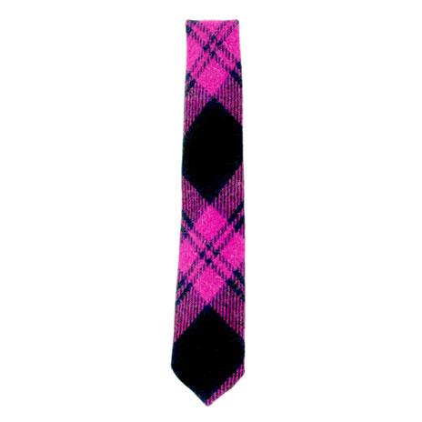 Harris Tweed tie - Coloured