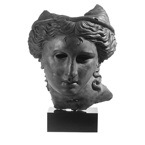 Head of Aphrodite, Bronze