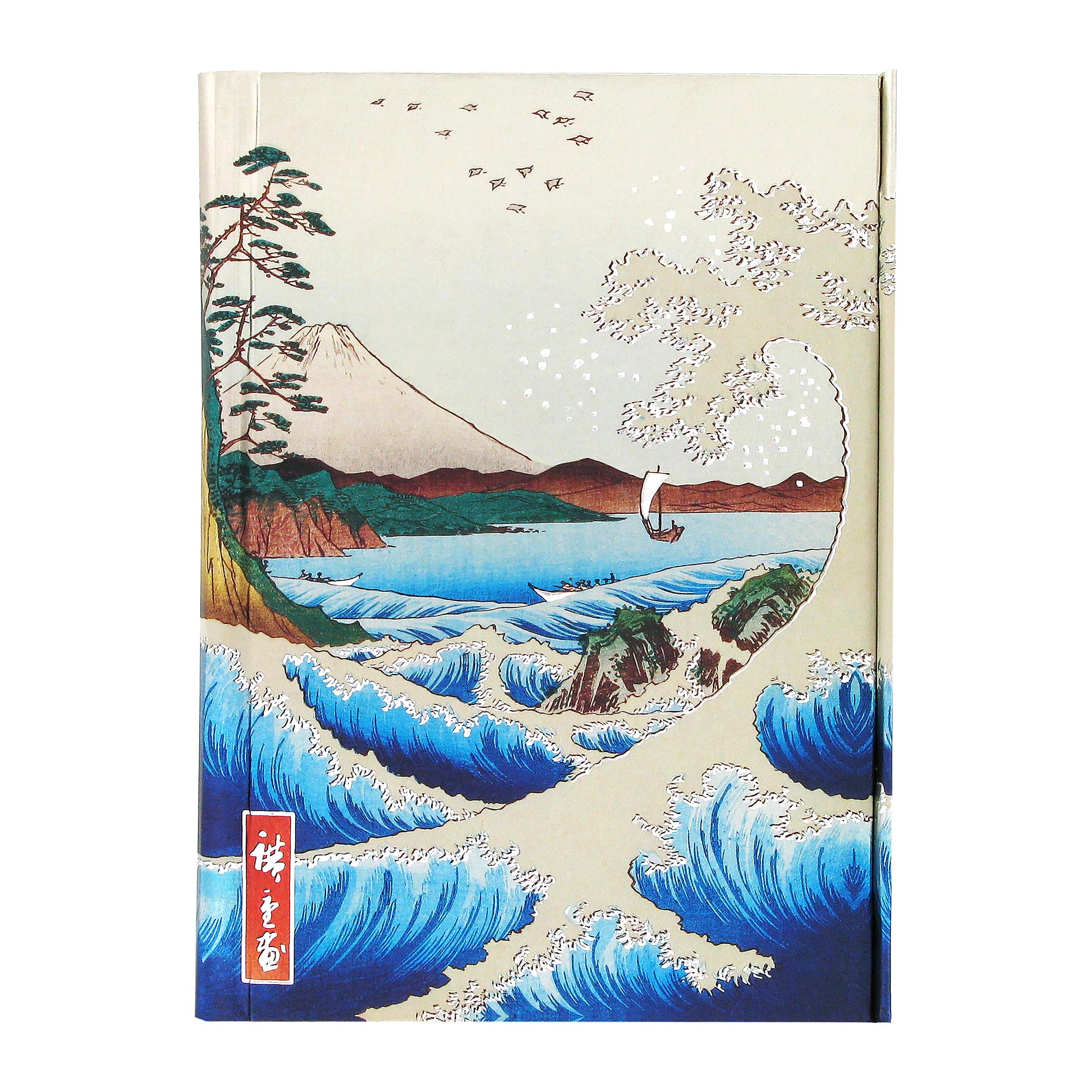 Hiroshige notebook